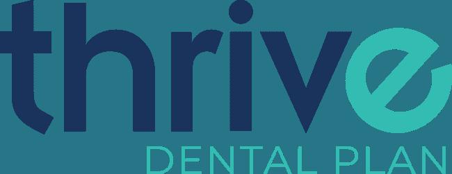Alvin Dental Care Thrive logo